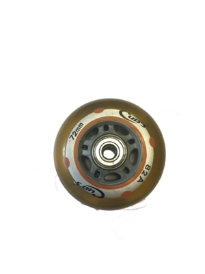 "up""s wheel including bearings-82A-72mm"