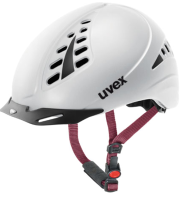 Uvex Discovery white