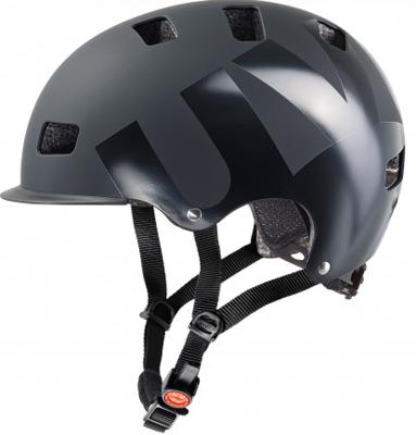 Uvex HLMT 5 bike pro black grey