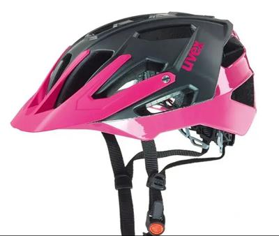 Uvex Quatro black-pink