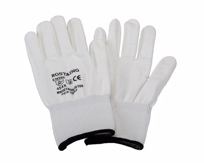 Zandstra tactil cutfree glove white