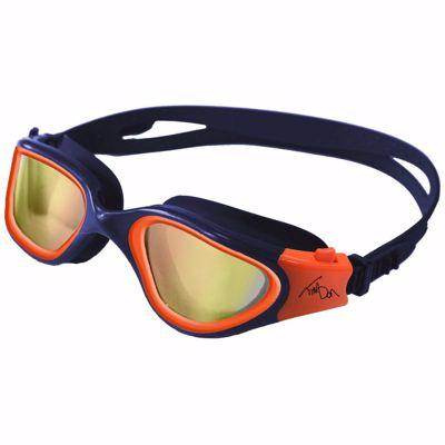 Zone3 Vapour Zwembril Navy/Orange
