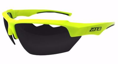 Zone3 Women's aero sunglasses neon yellow