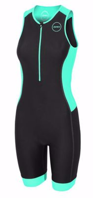 Zone3 Women's aquaflo plus ss trisuit