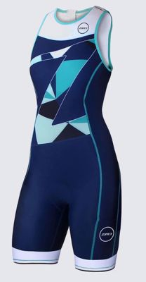 Zone3 Women's Lava Trisuit