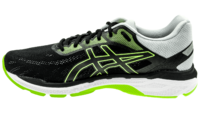 AsicsPursue 5 black/hazard green