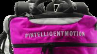 CadoMotusAirflow gear skate skeeler bag - pink/white