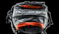 CadoMotusWaterflow gear skate skeeler bag - orange/grey