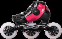 LuiginoKids Mini challenge 3x100mm roze (verstelbaar)