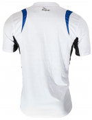 RogelliT-shirt 'Brooklyn' Wit/Blauw