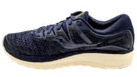 SauconyTriumph ISO 5 navy shade