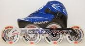 BontVaypor 3punt Blue 100mm MG S Frame