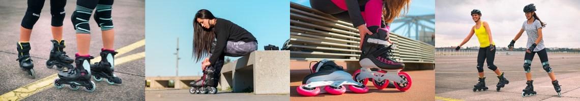 Inline skates / Skeelers Dames
