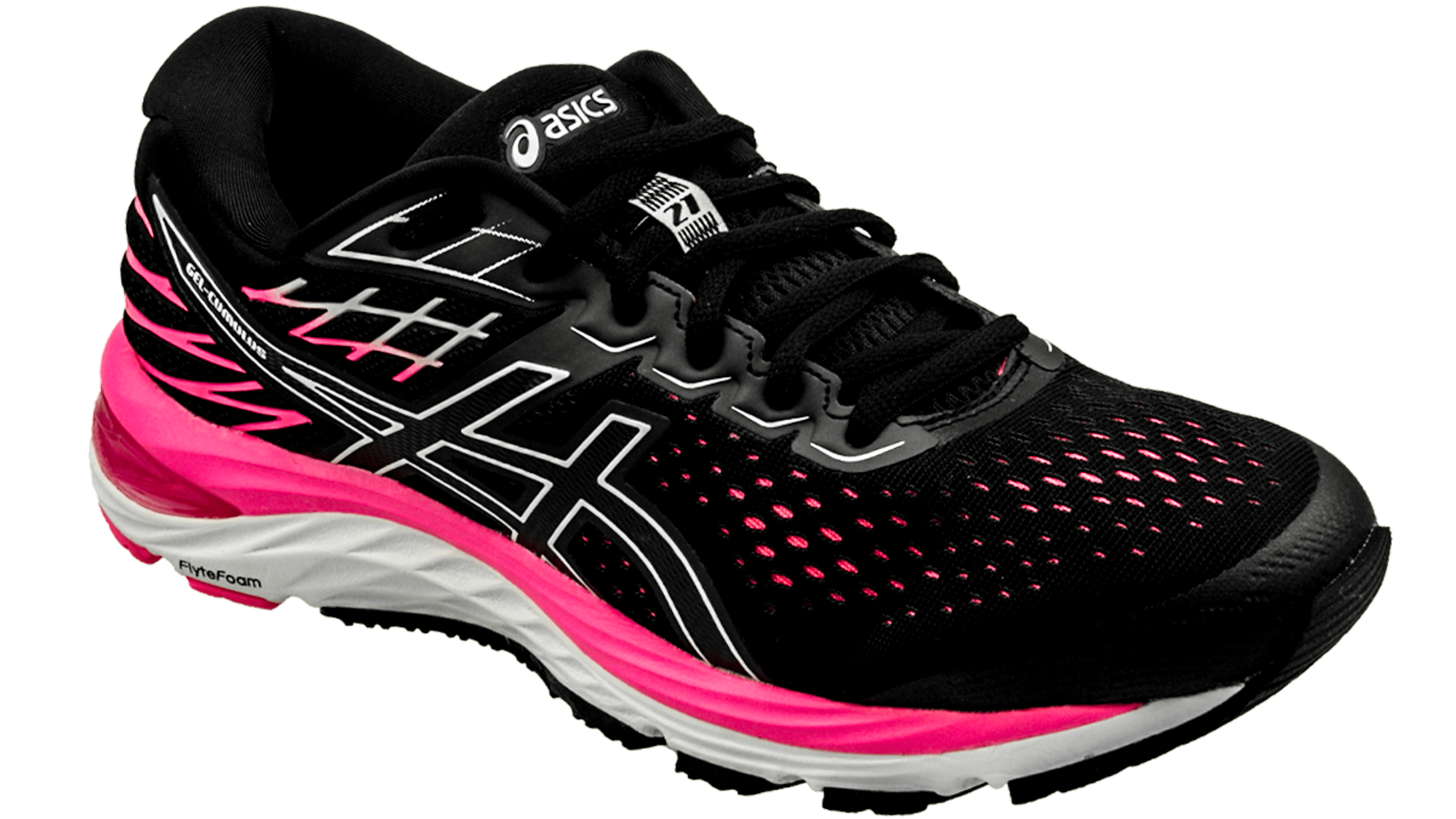 Asics Cumulus 21 black [2A-narrow]