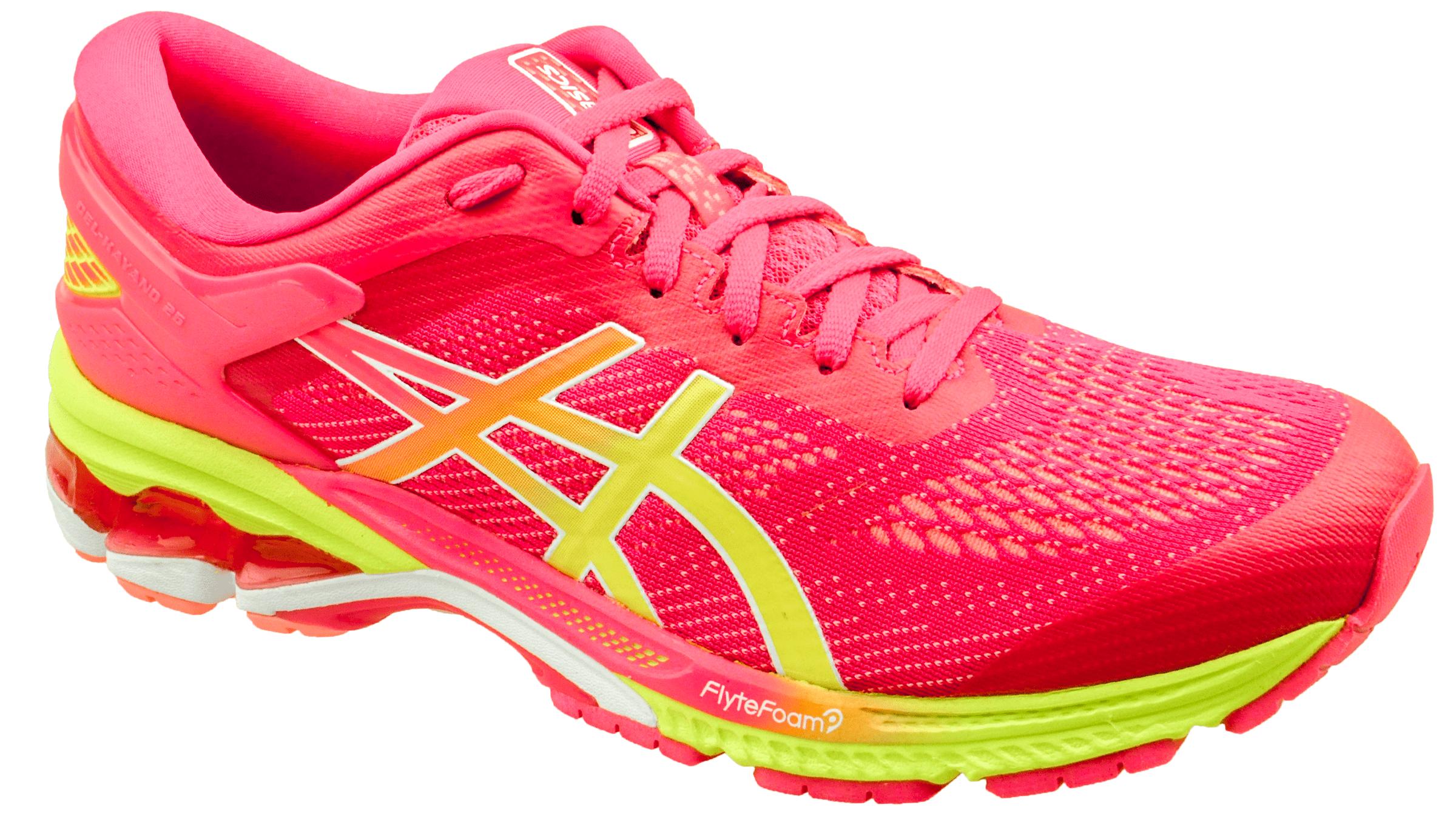 Women's GEL KAYANO 26 SP   Laser PinkSour Yuzu   Running