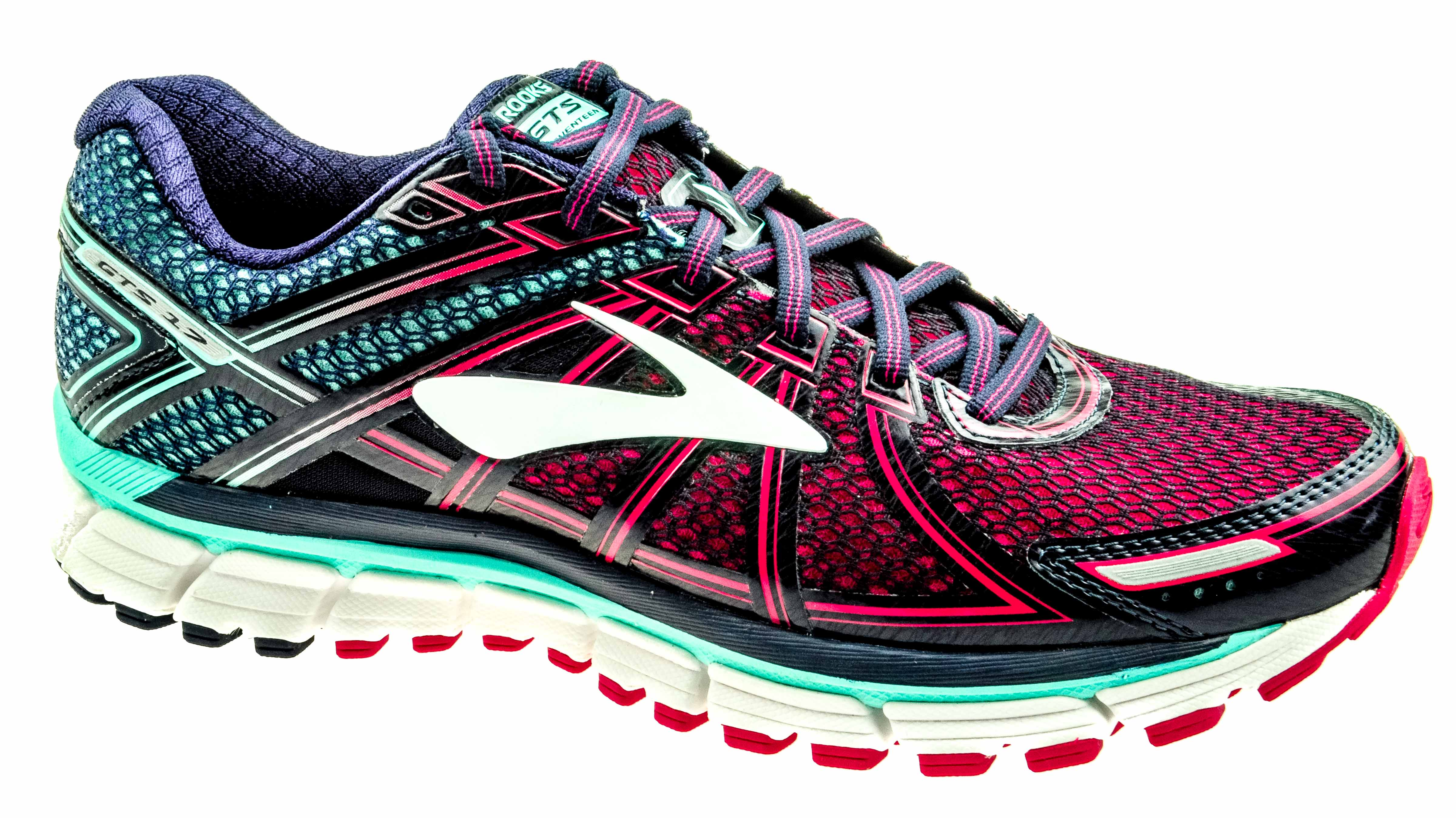 outlet store cb63a acd14 Brooks Adrenaline GTS 17 limpet shell/evening blue/virtual ...
