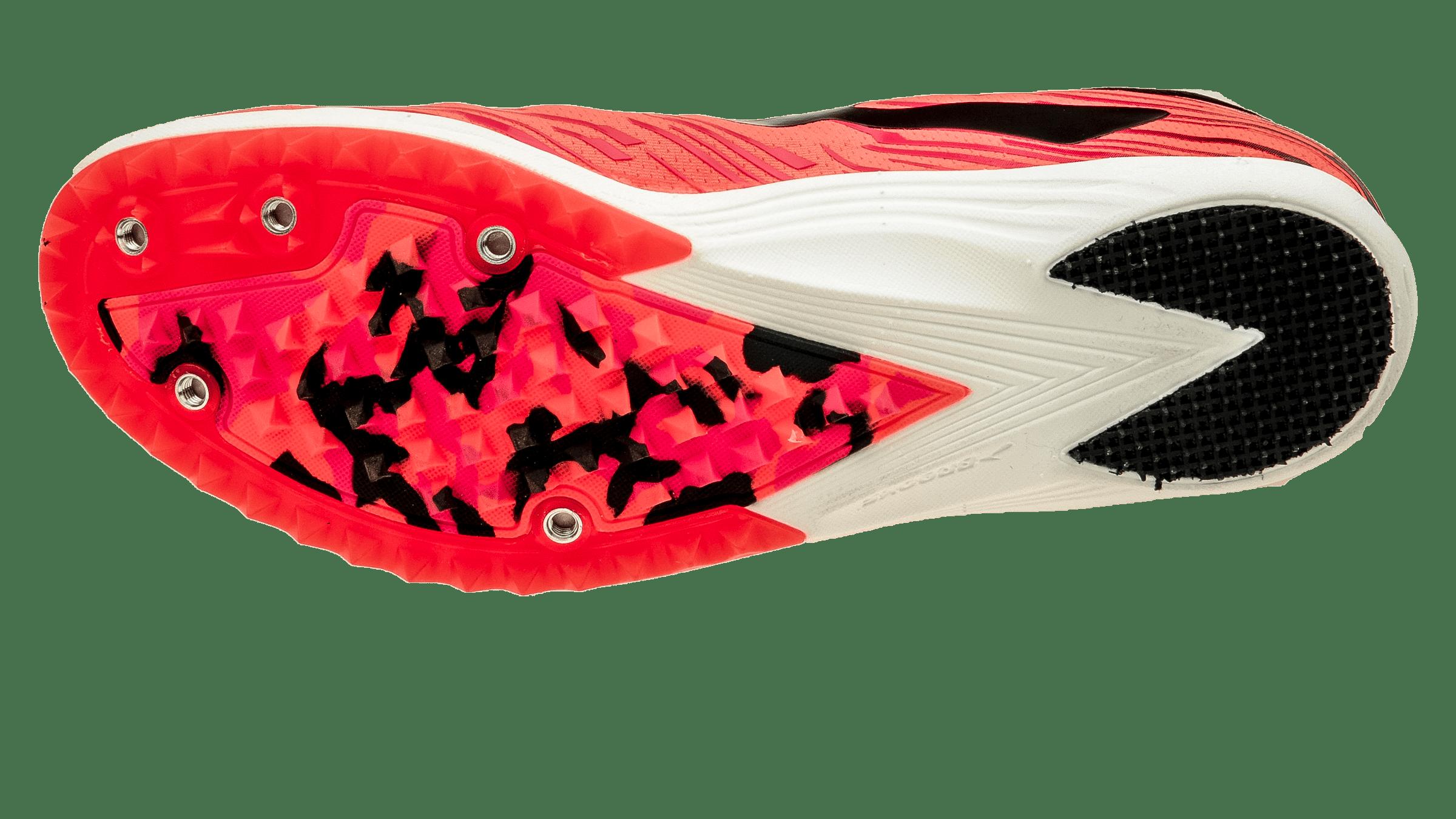 967def5adaf Brooks Men's Mach 18 orange/pink/black bestellen bij Koole Sport Lab
