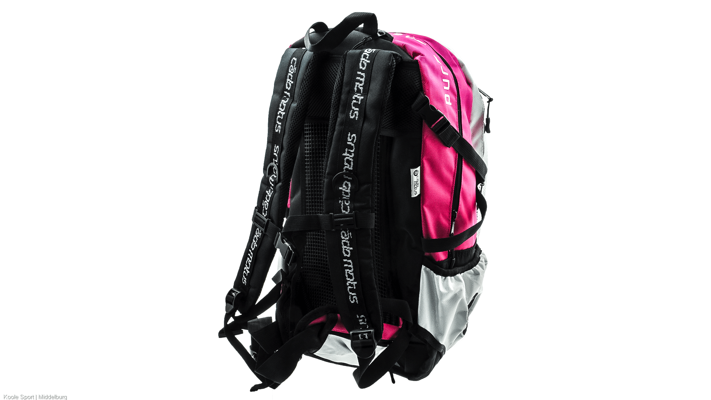 41f2764fe6a CadoMotus Airflow gear skate skeeler bag - pink/white [model 2016 ...