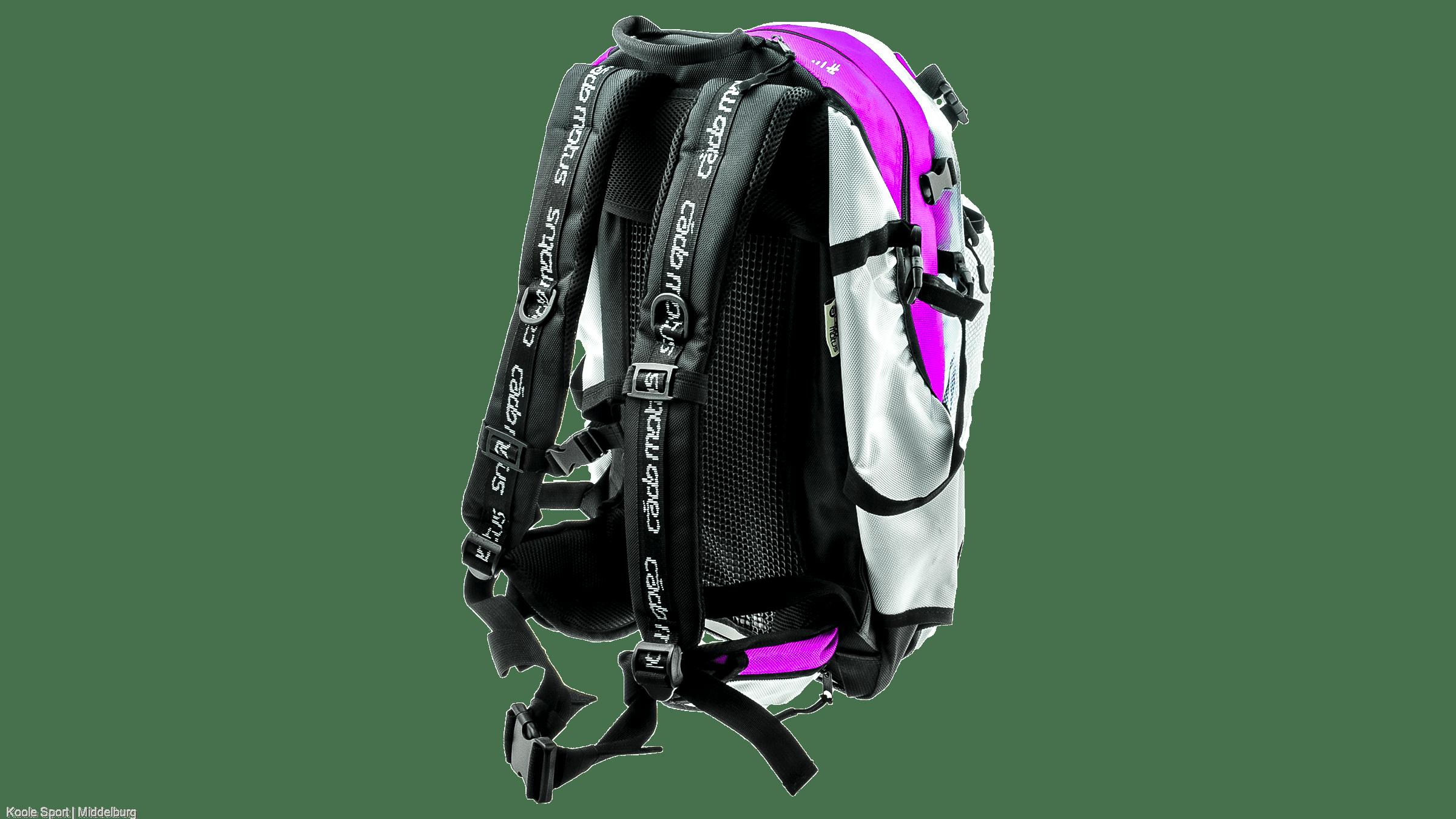 d749075d9e0 CadoMotus Airflow gear skate skeeler bag - fuchsia/white bestellen ...