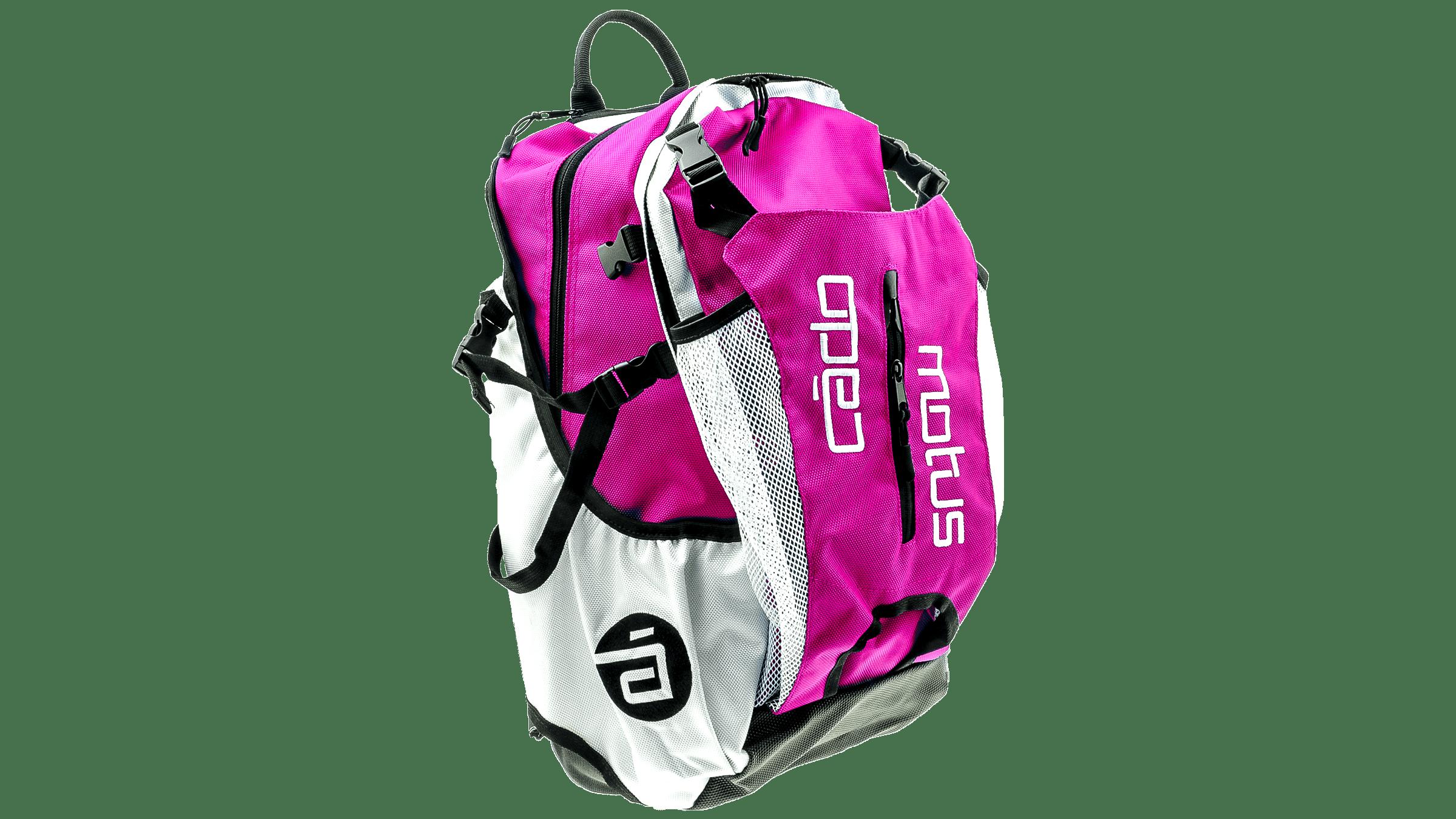 10d98c255a3 CadoMotus Airflow gear skate skeeler bag - pink/white bestellen bij ...