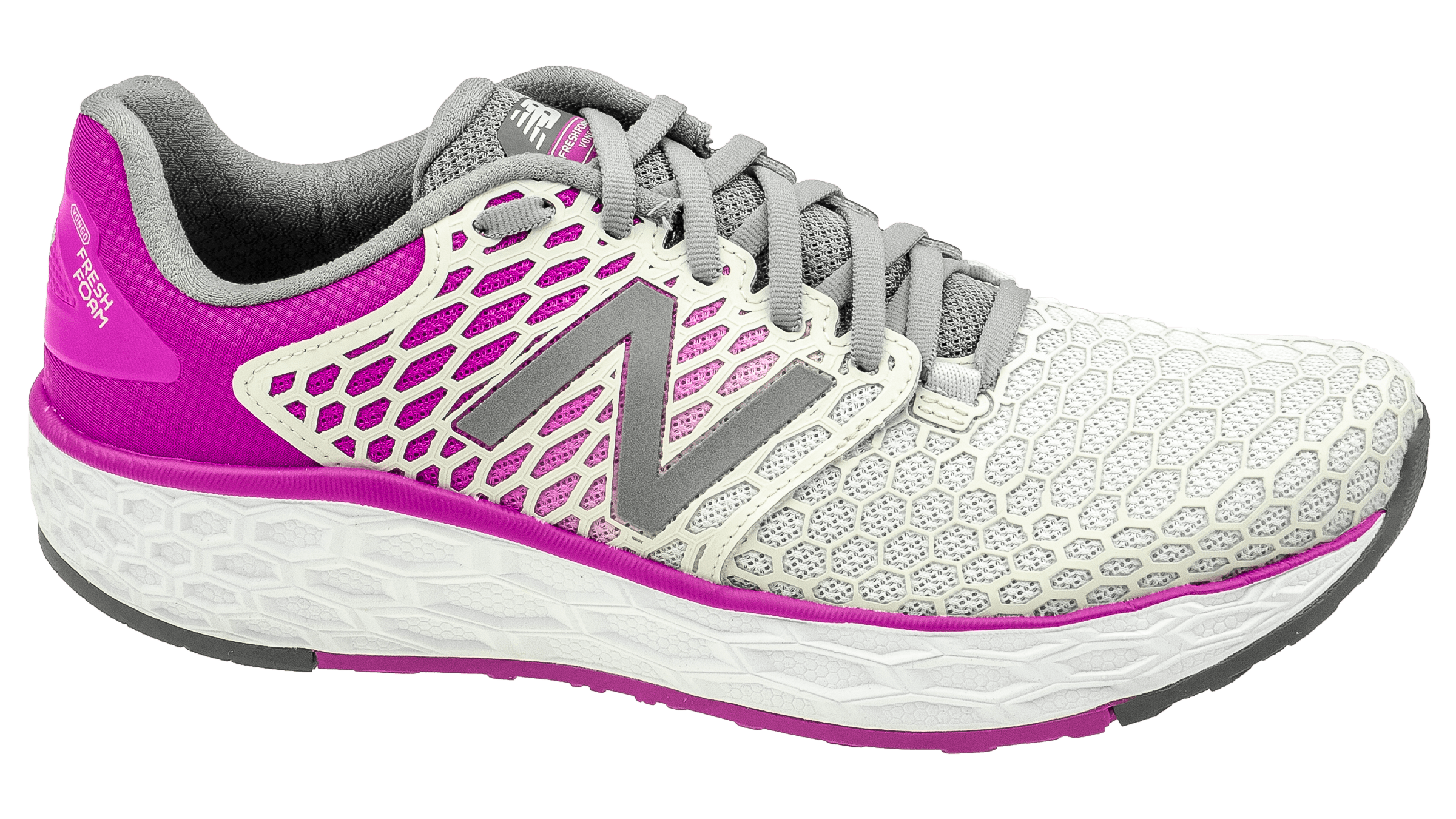 the best attitude de4ce e97fc New Balance Fresh Foam Vongo 3 summer fog/voltage violet