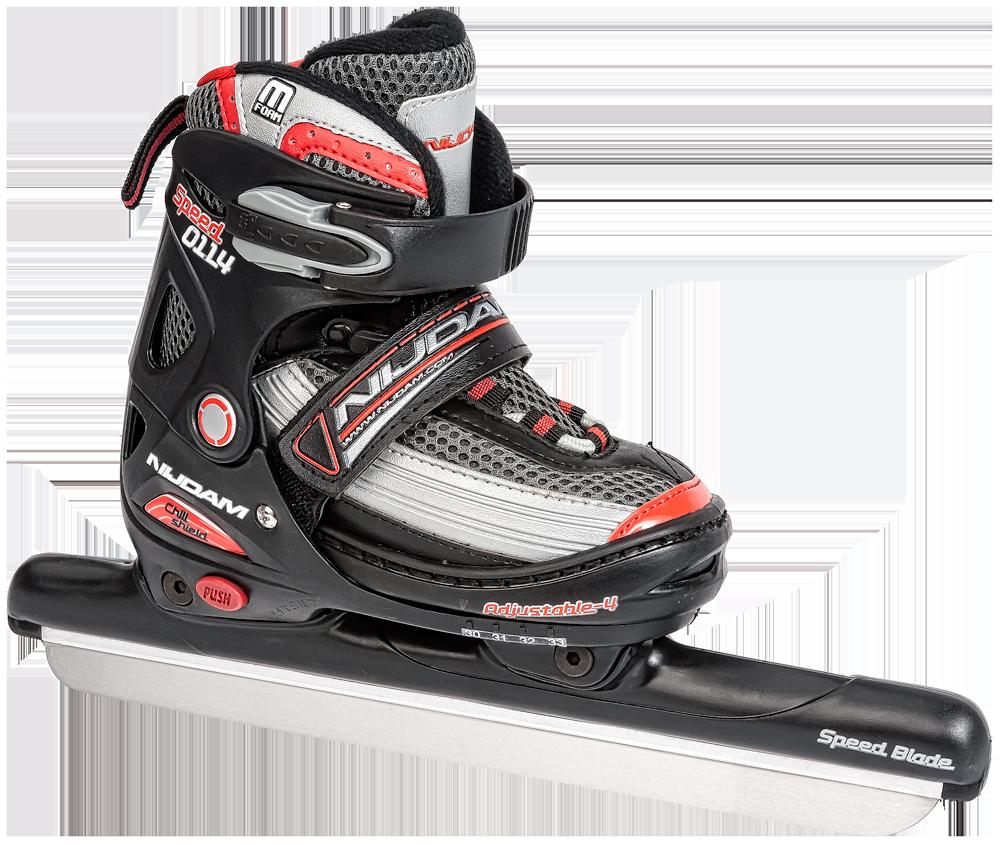 bcde0470cdc Nijdam Junior Softboot 0114 (adjustable) bestellen bij Skate-dump.com