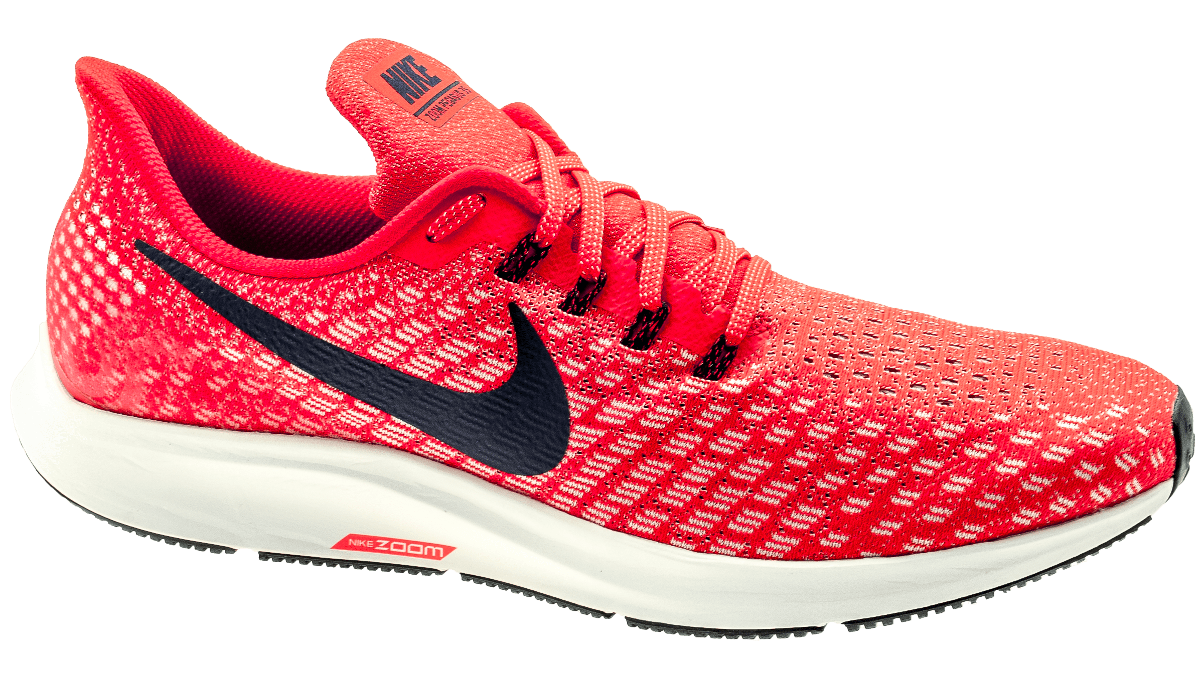 7ad8930479b7 Nike Air Zoom Pegasus 35 habanero red blackened blue bestellen bij ...