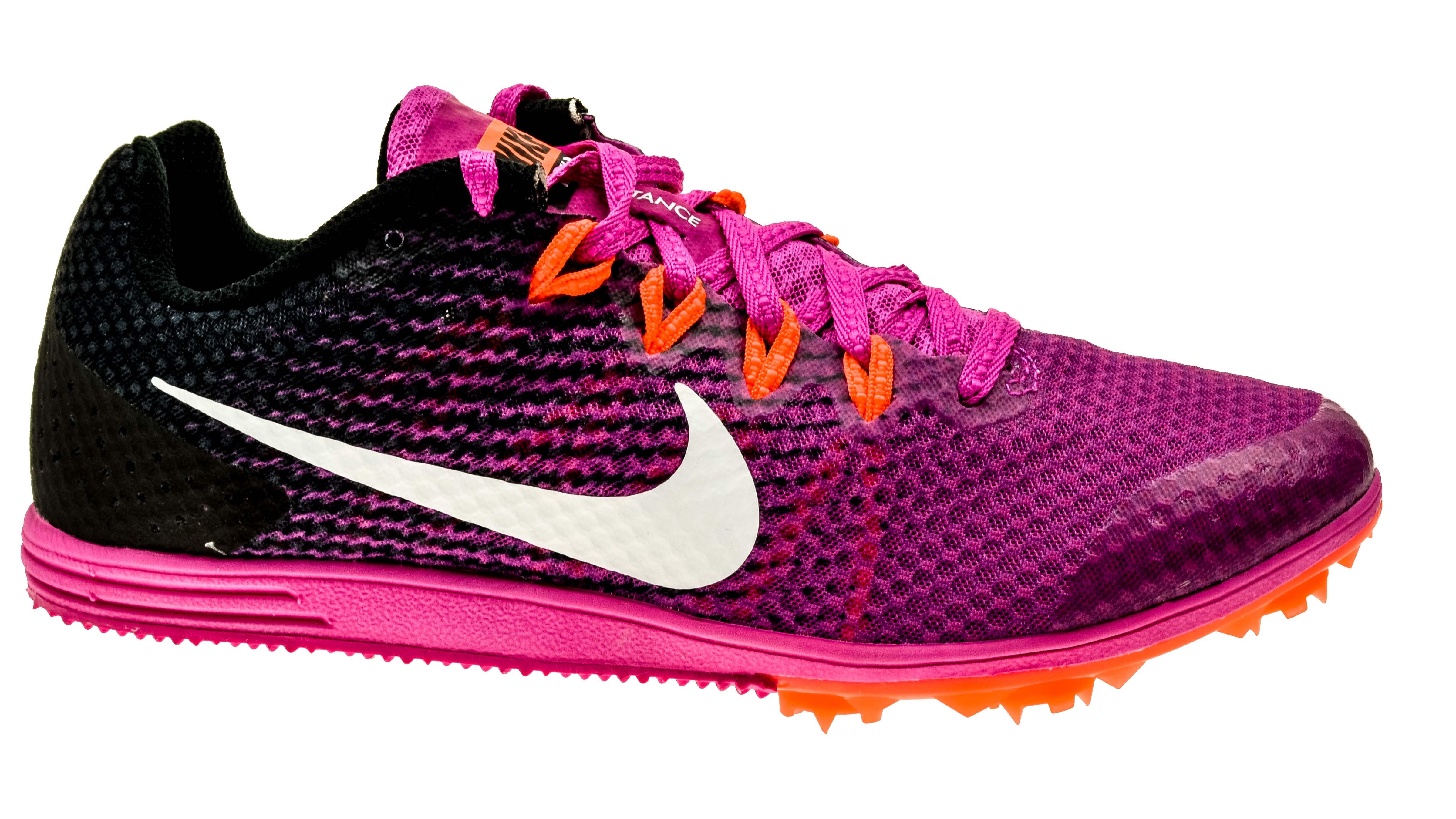 vente sur Nike Zoom Rival D9 fire-pink