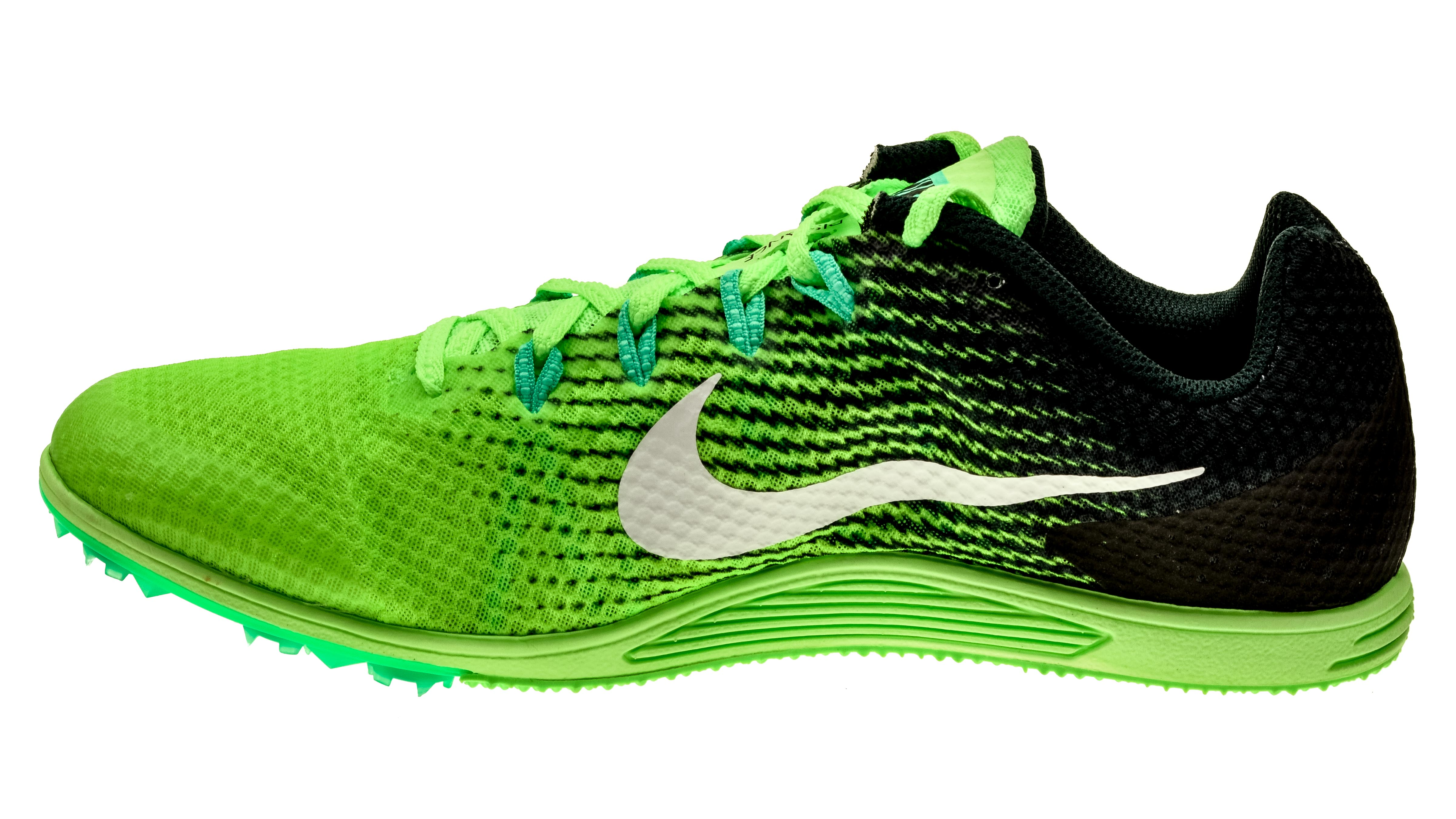 2004f757060 Nike Zoom Rival M8 ghost green white-seaweed color 313  unisex ...