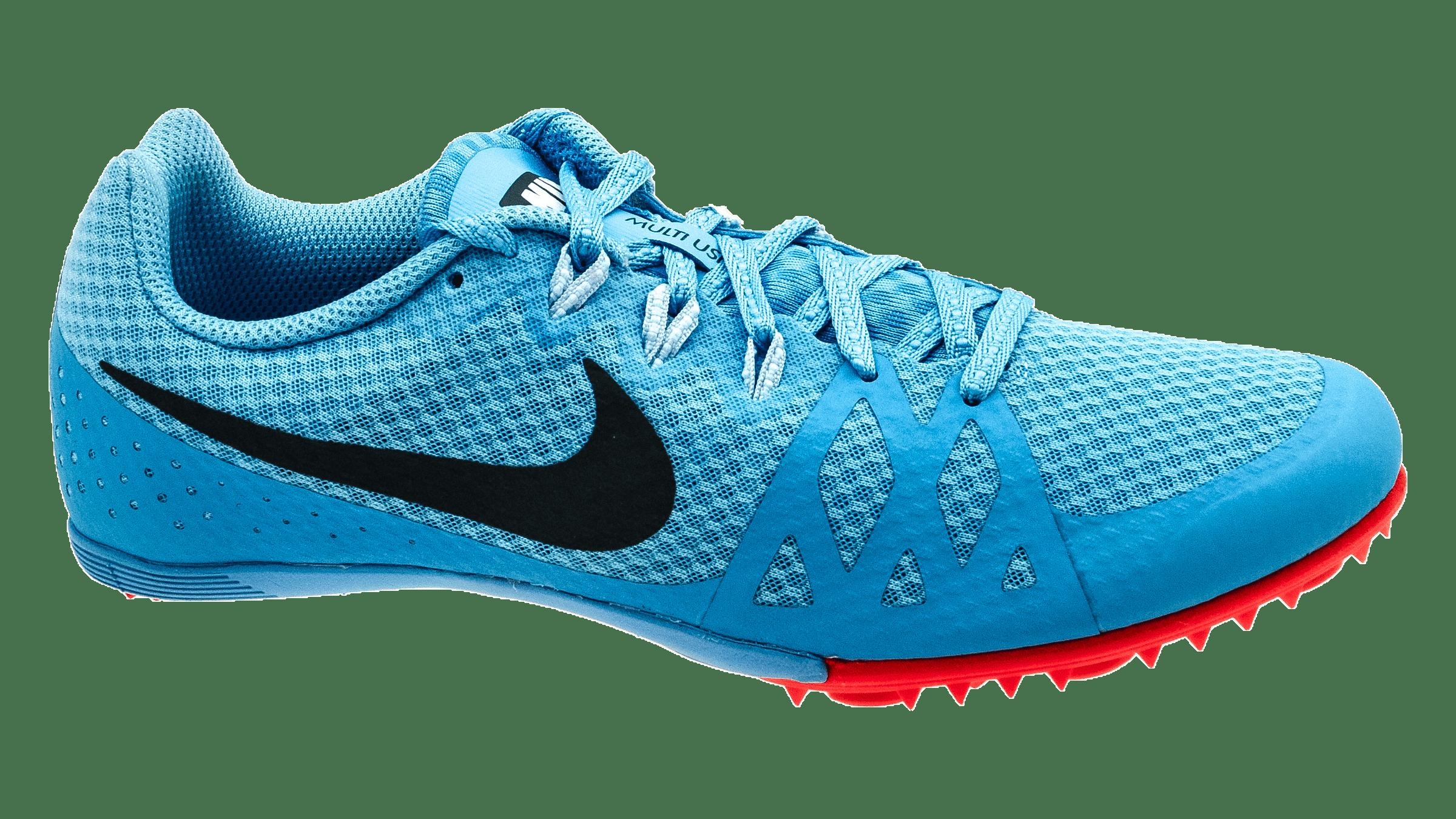 the best attitude b5061 40f79 Nike Zoom Rival M8 spikes royal-bluegreen-glow unisex bestellen bij  Skate-dump.nl