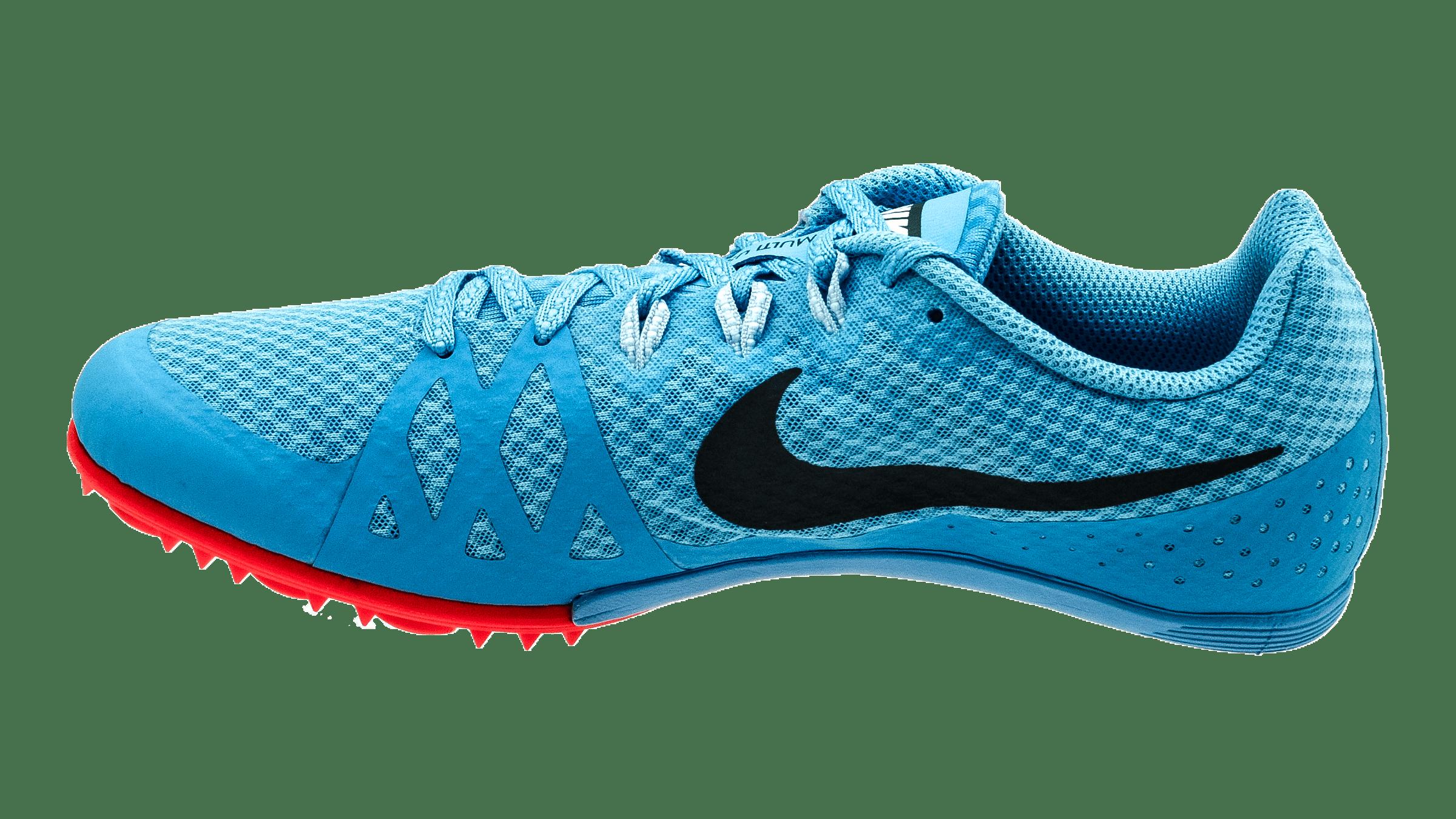 Nike Zoom Rival M8 football blue   blue fox  unisex  bestellen bij ... 683c87a461ae2