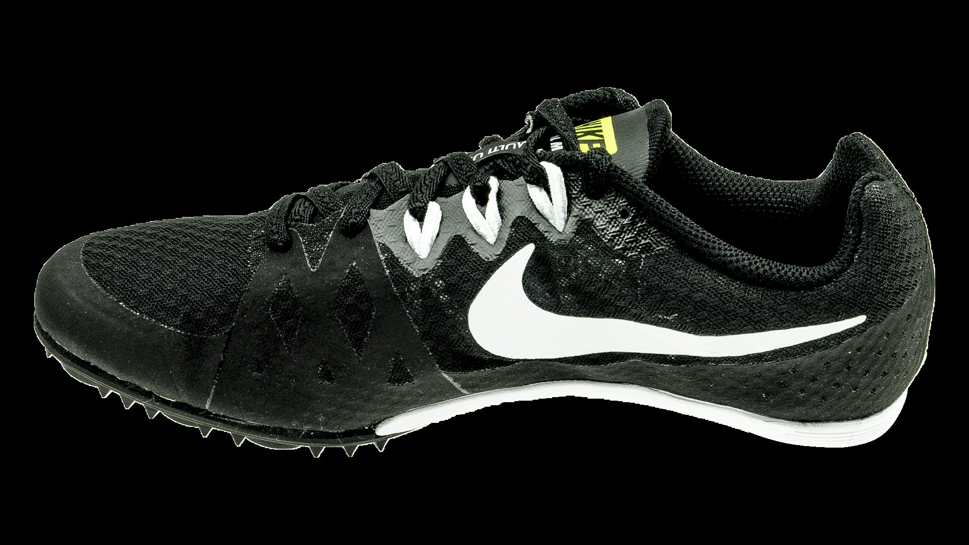 new product 7f21c 97521 NikeZoom Rival M8 black white  unisex