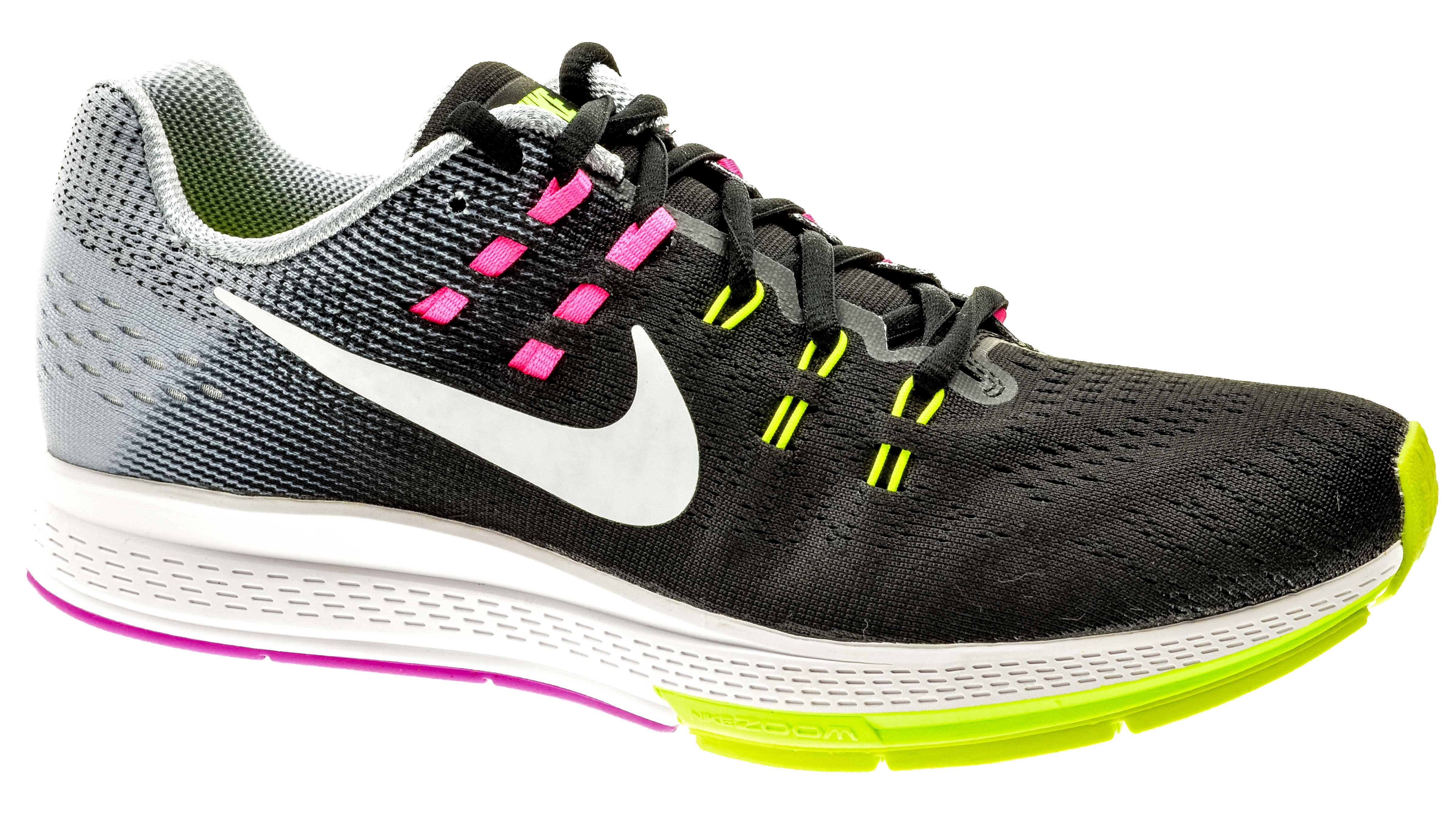 Nike Air Zoom Structure 19 blackpink blastdark purple dust