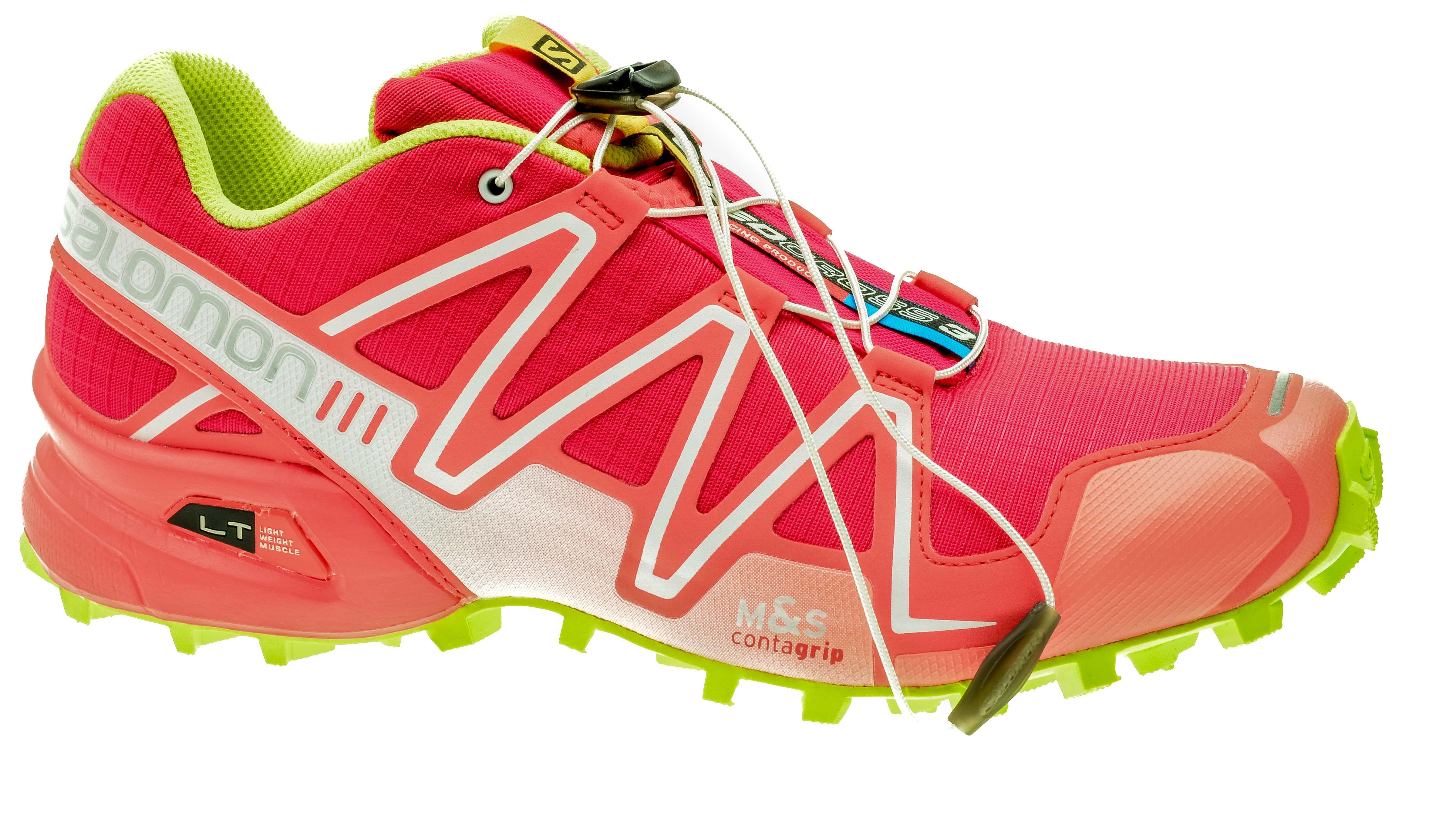682227825830 Salomon Speedcross 3 W lotus-pink papaya gecko-green bestellen bij  Skate-dump.nl