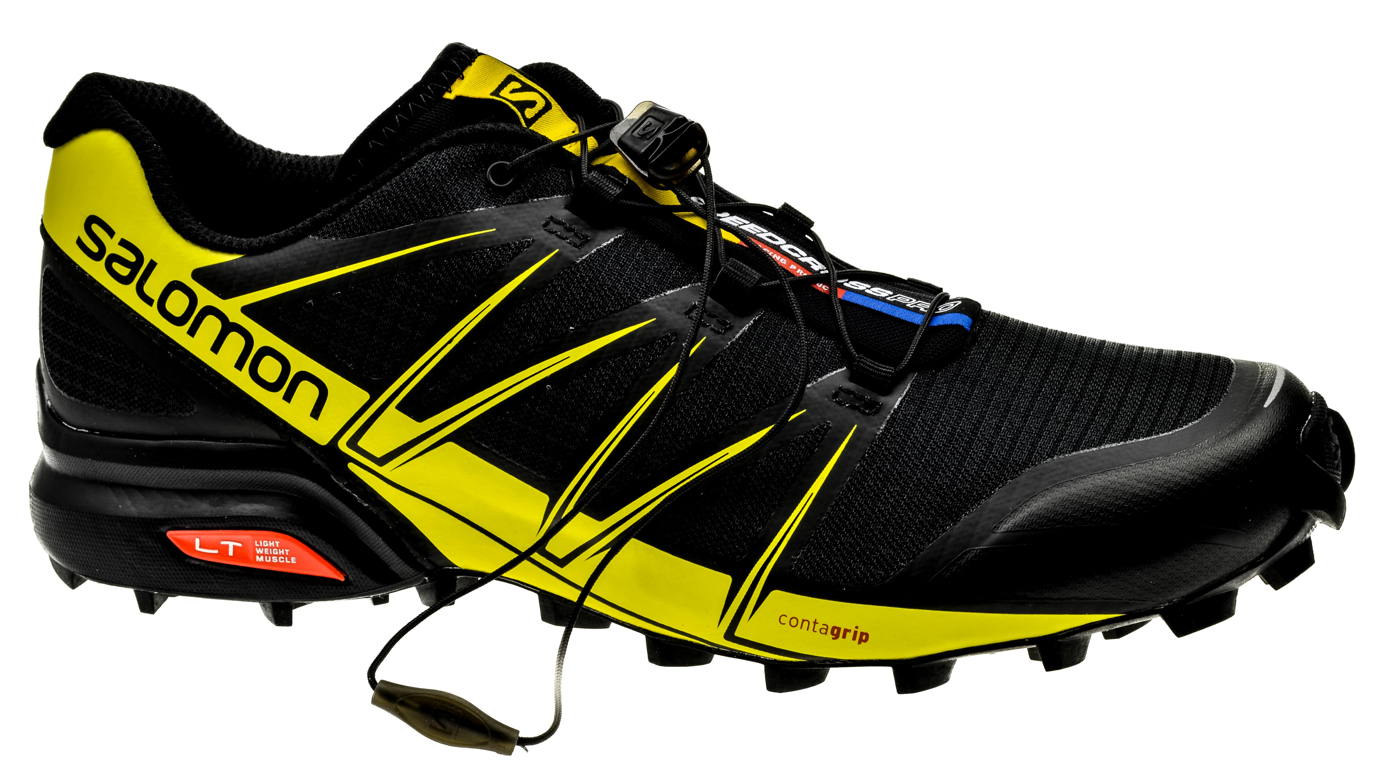 magasin d'usine 5c36c 79b56 Speedcross PRO Black/Black/Yellow