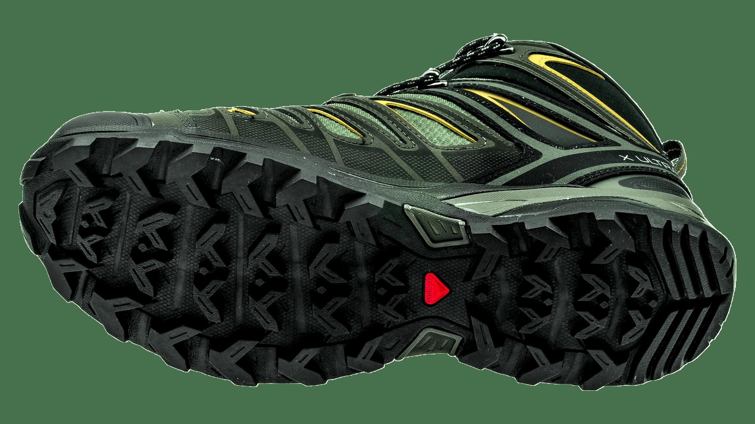 Herren X Ultra 3 Mid GTX Schuhe black UK11