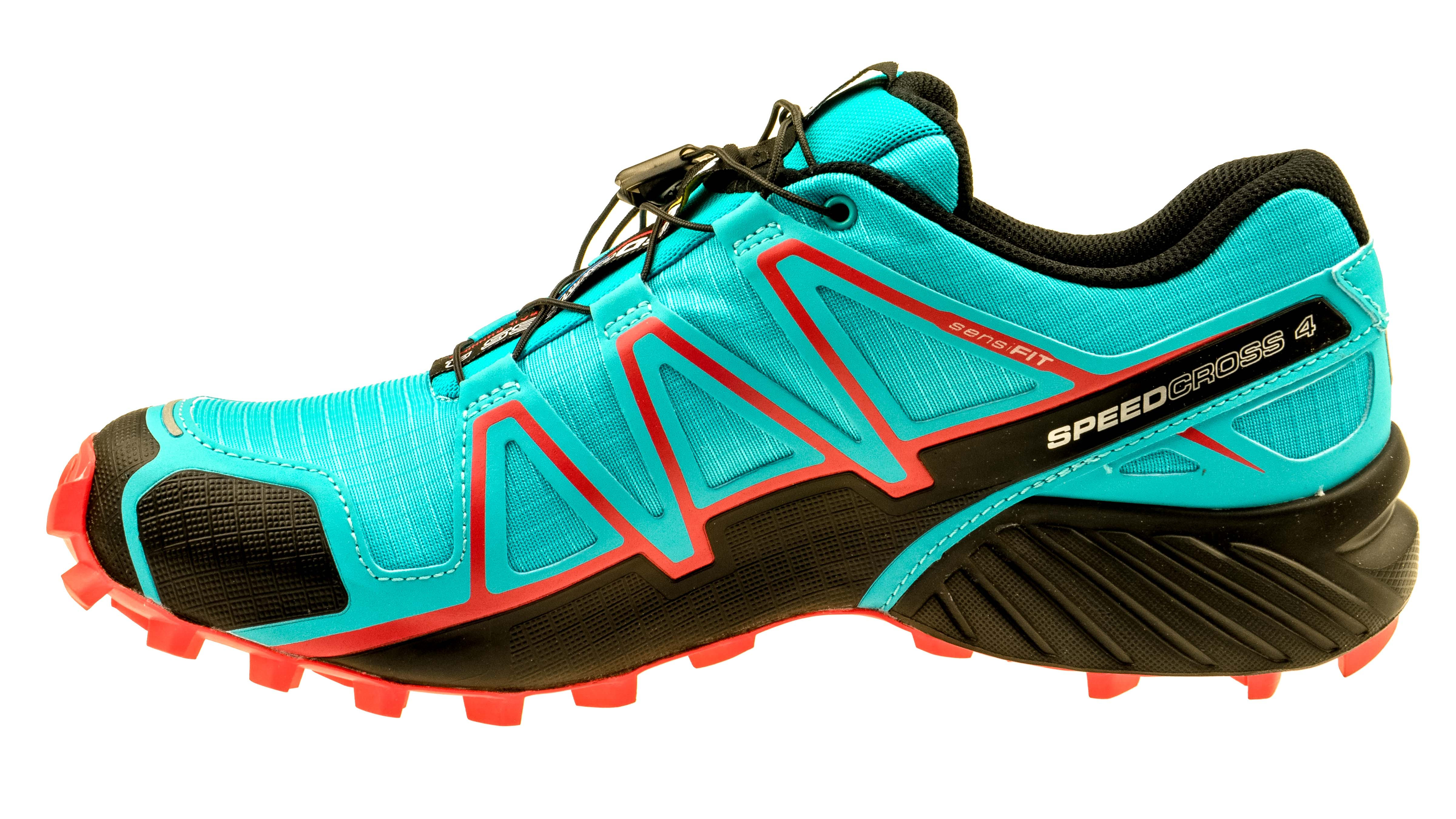 e28df692adf Salomon Speedcross 4 W Blue Jay Black Infrared bestellen bij Skate ...