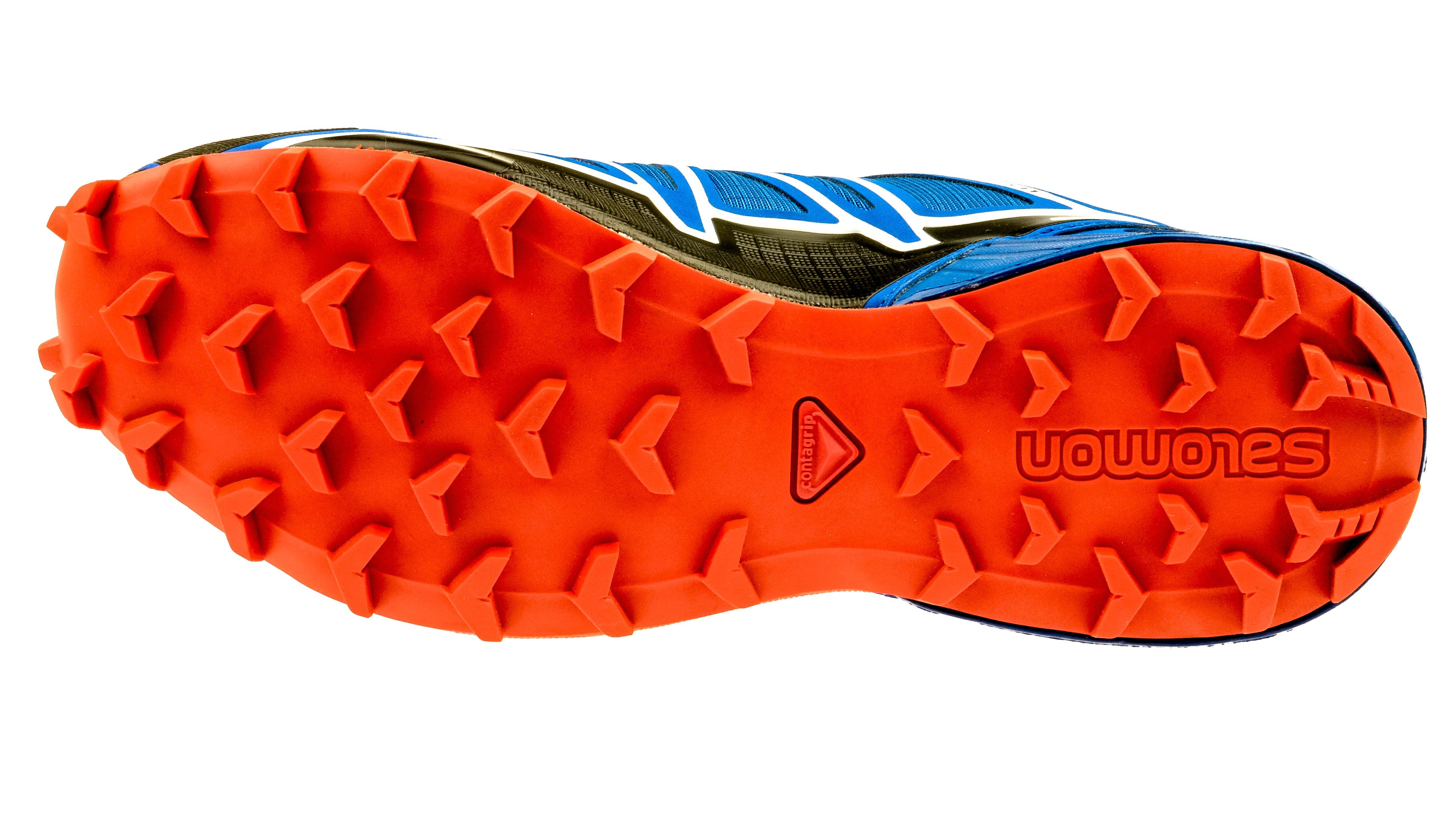 b8da3f35d0d Salomon Speedcross 4 Blue Yonder Black Lava Orange bestellen bij ...