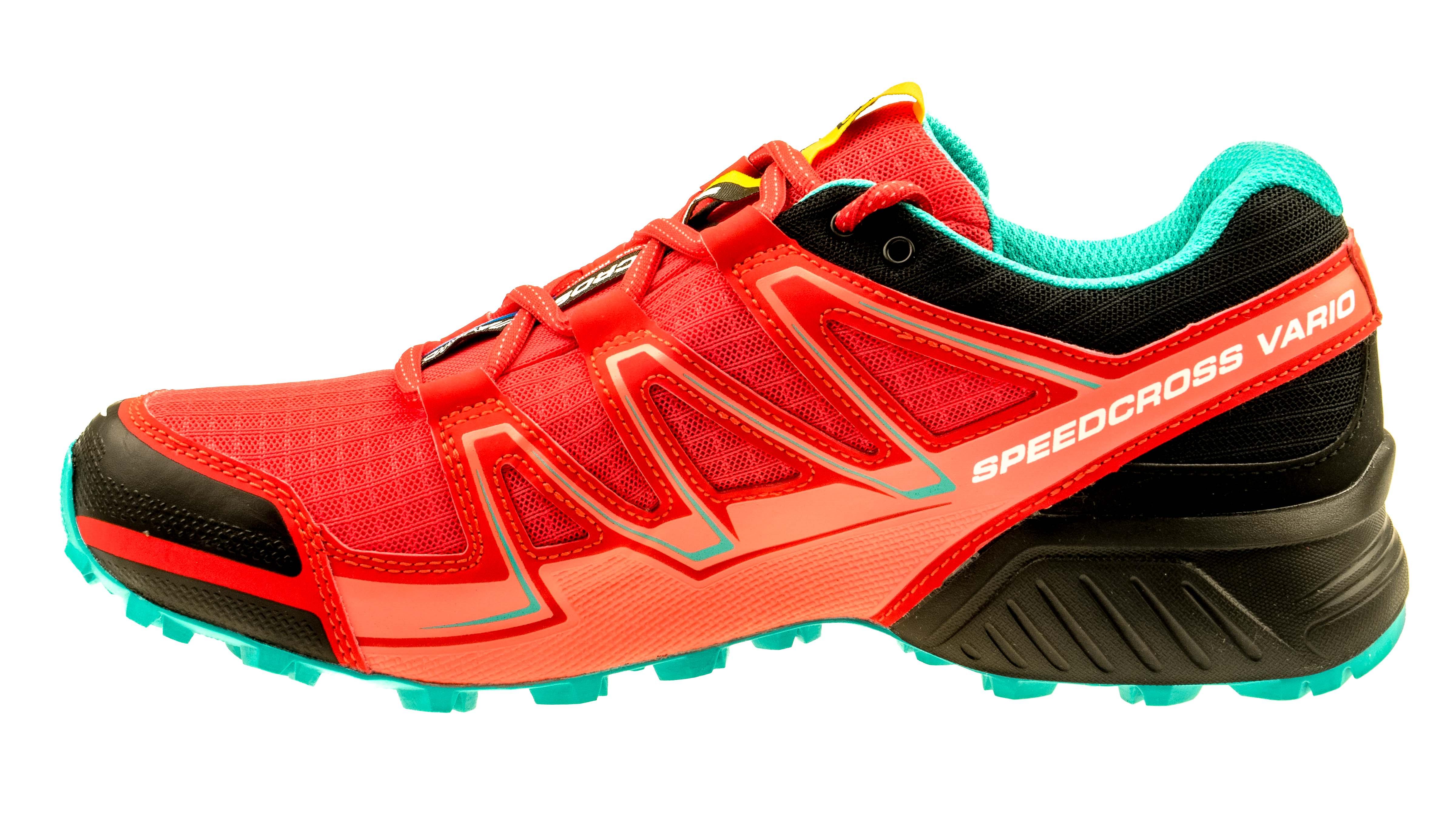 Speedcross Vario poppy redblackceramic