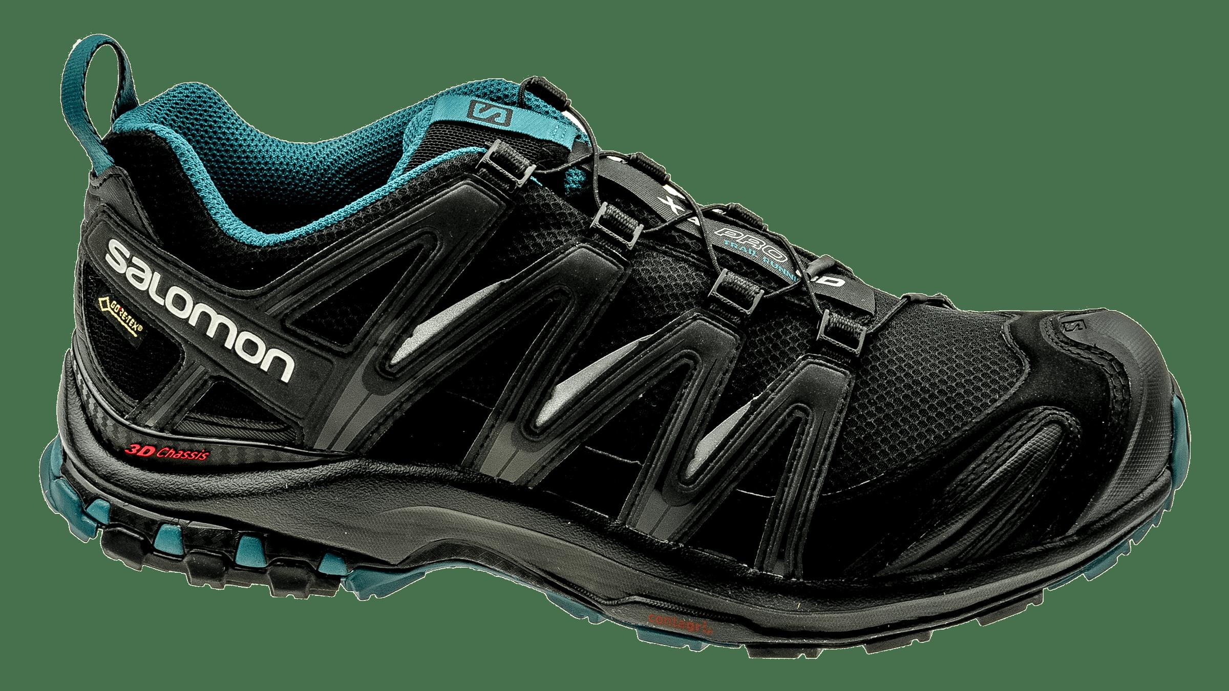 7f325e0f0667 Salomon Unisex XA Pro 3D GTX NOCTURNE black mallard blue bestellen ...