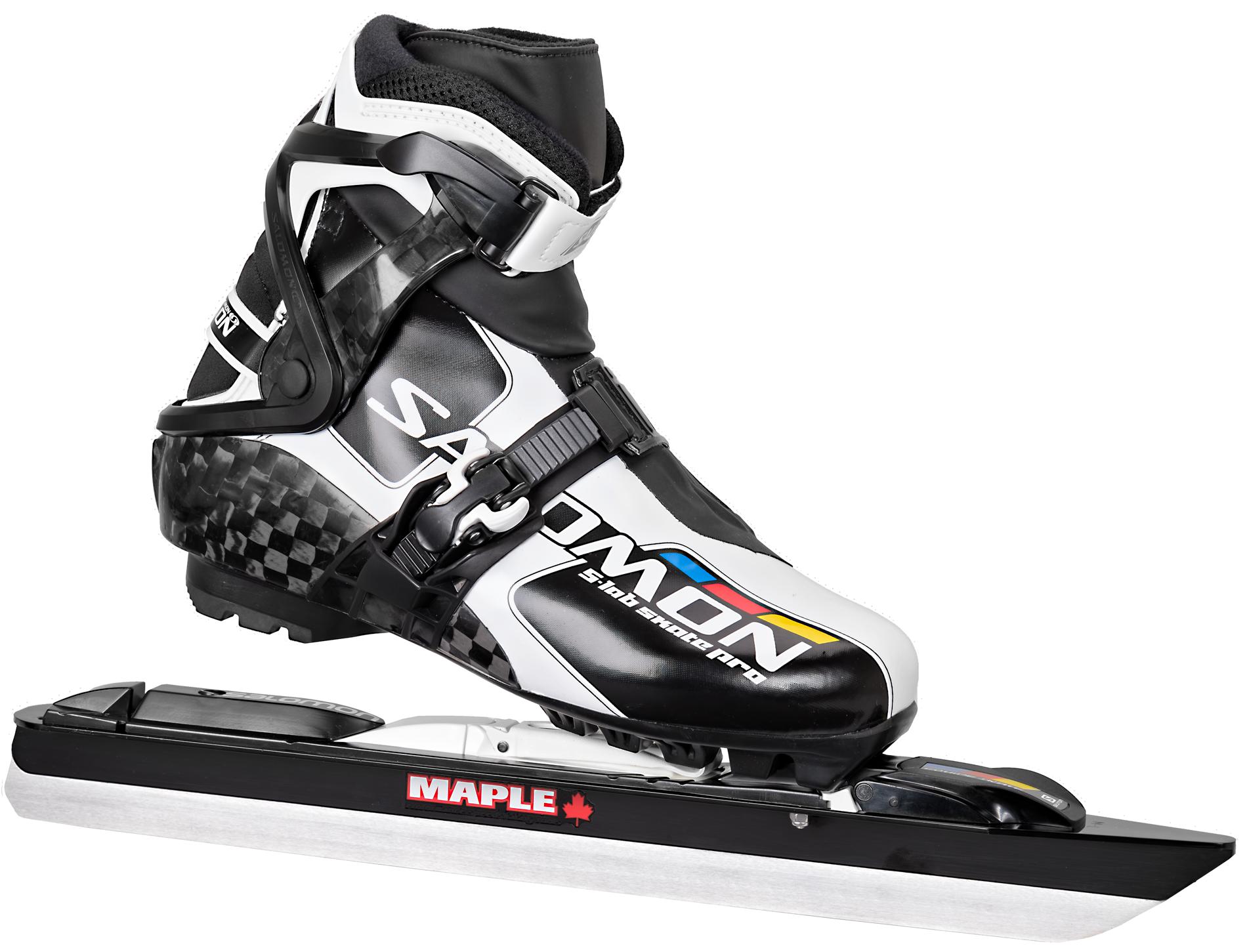 Salomon S Lab Skate Cross Country Ski Boots Skating Roller