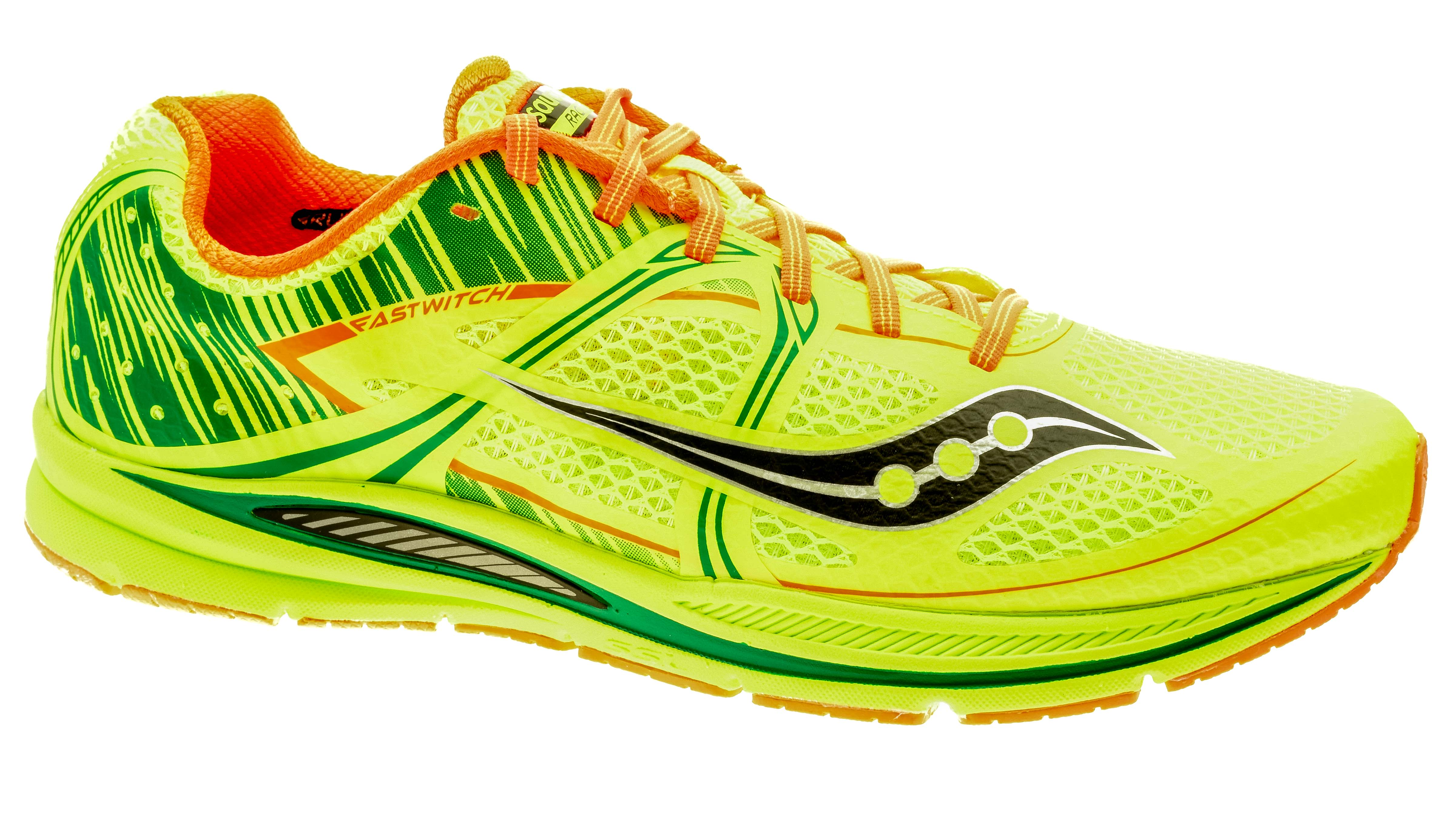 the best attitude 067db bb814 Saucony Fastwitch Racing vizipro/citron