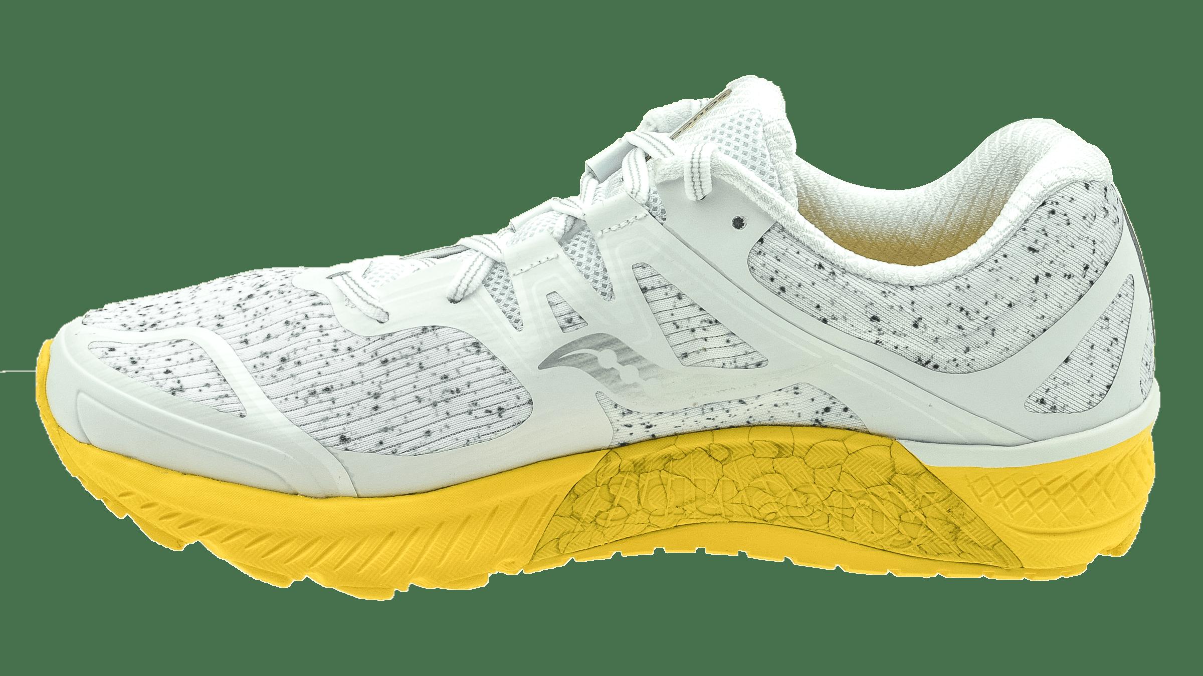 Saucony Men's Guide ISO Sneaker, White