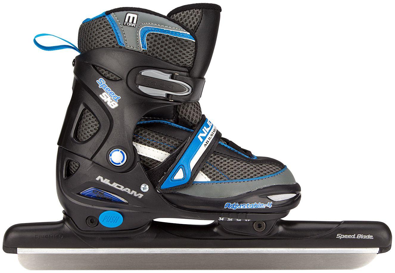 f5ee75408c9 Nijdam Junior Softboot 0114 (adjustable) bestellen bij Skate-dump.com