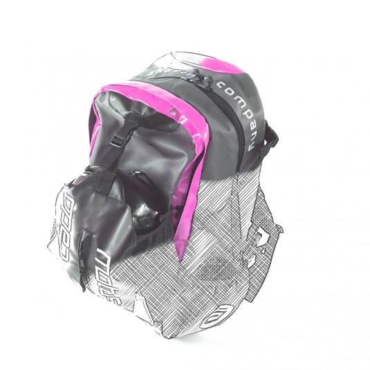 ea2d17cf0438d CadoMotus Skate Backpack Waterproof Schwarz Rosa bestellen bij Skate ...